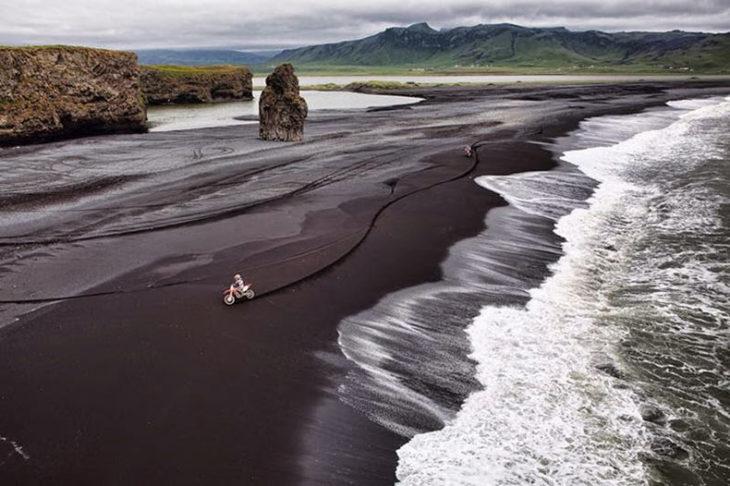 Playa Vik, Islandia
