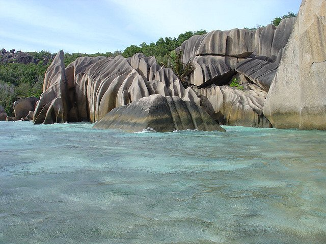 isla La Digue