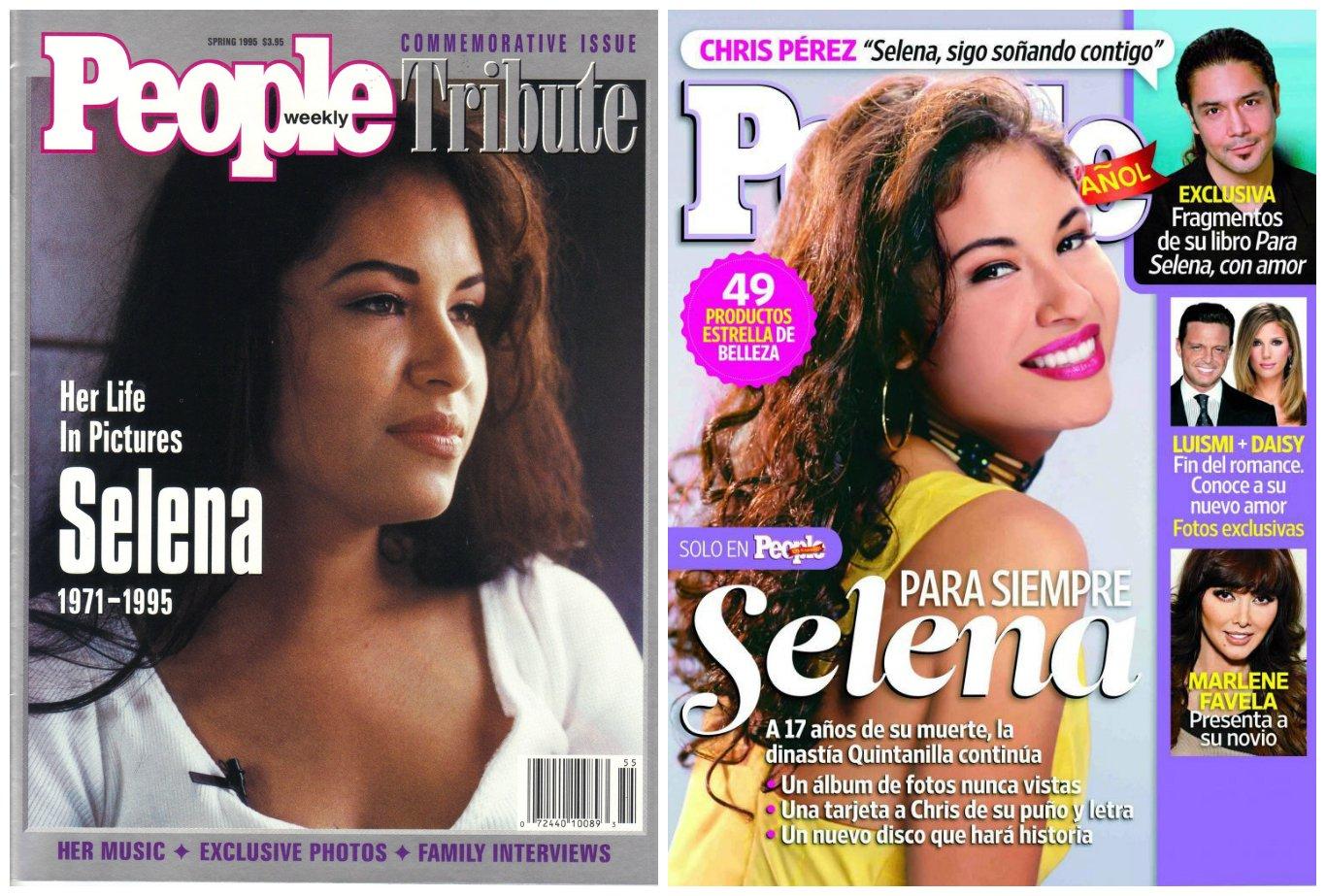 People En Espanol Nacio Por Selena La Noticia De