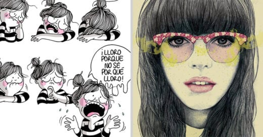 10 Talentosas Ilustradoras que muestran la vulnerabilidad de las mujeres