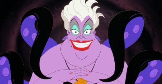 Razones del porque todas deberíamos ser como Ursula de La Sirenita