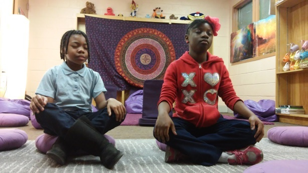 Yoga para niños castigados
