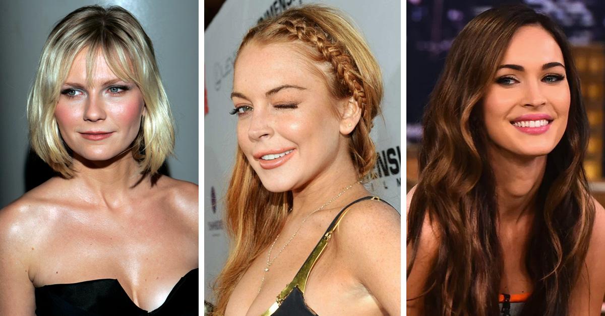 Las 11 actrices que no logran sobre salir en Hollywood