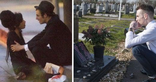 Estas fotografías de Amy Winehouse demuestran que el amor es letal