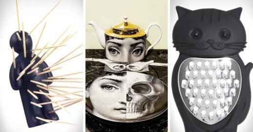 20 curiosos artículos de cocina que son tan oscuros como tu alma