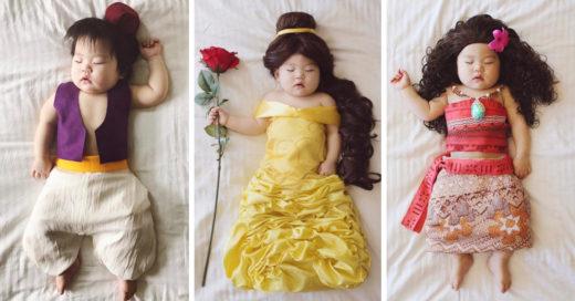 20 Encantadoras imágenes de la cosplay más pequeña del mundo