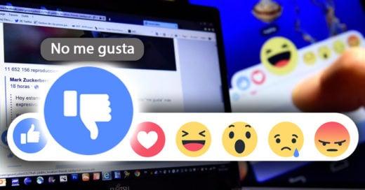 "Facebook finalmente tendrá un botón de ""no me gusta"""