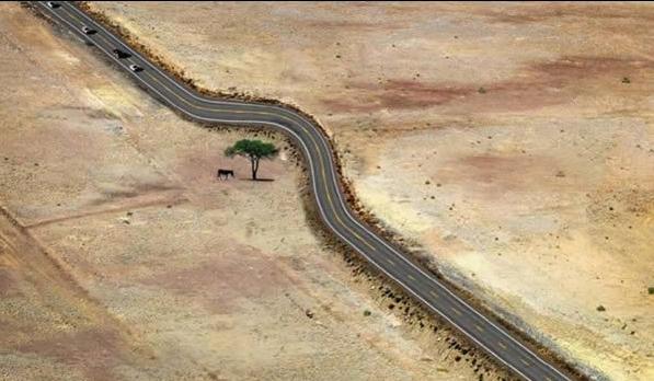 carretera respetuosa