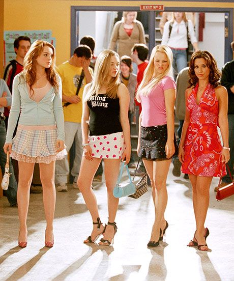 chicas pesadas en la escuela