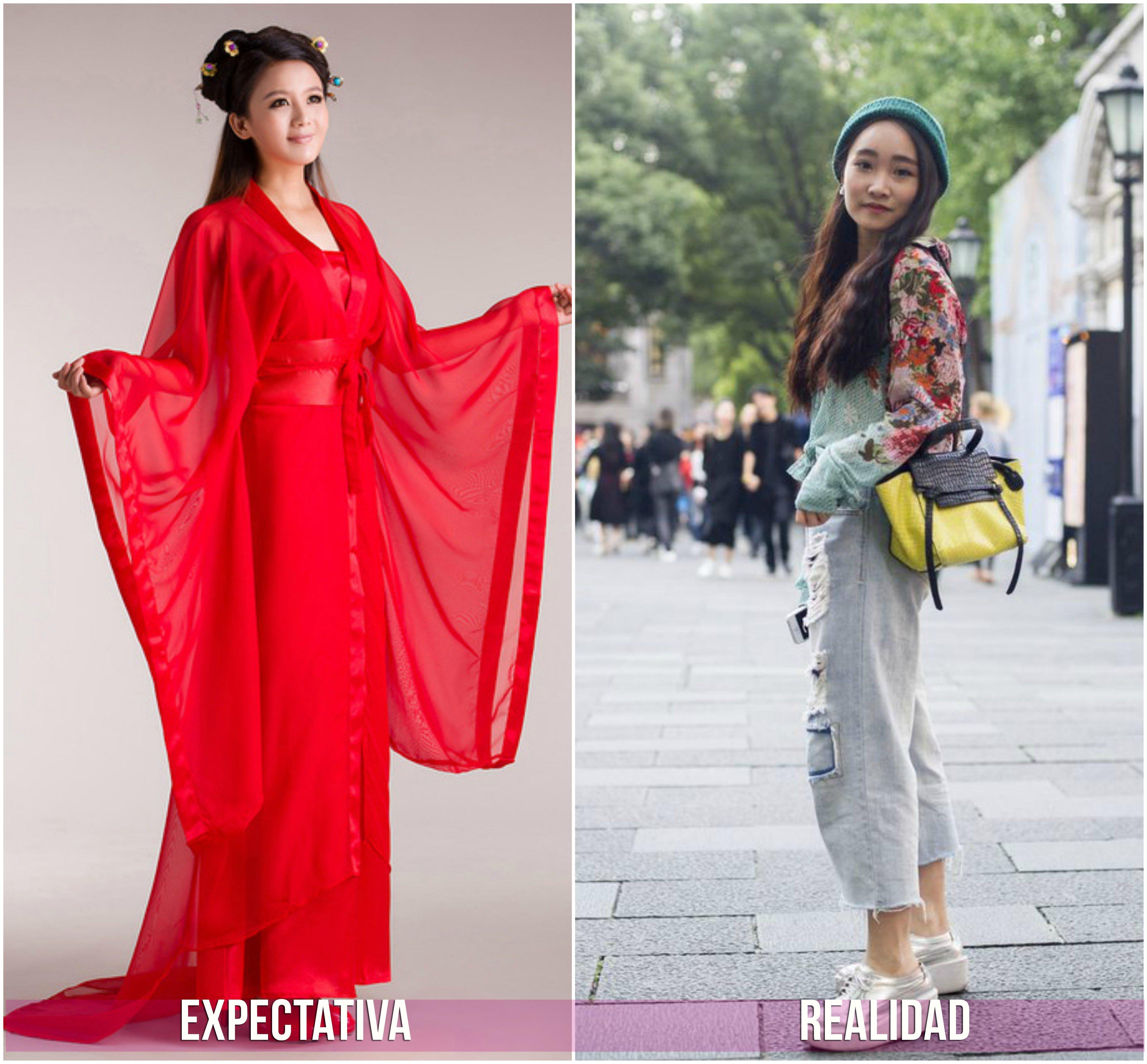 chinas expectativa realidad