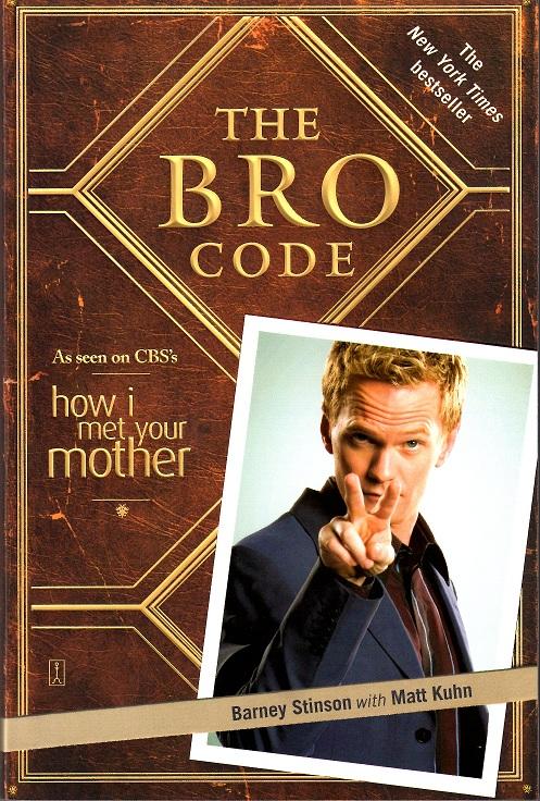 código de hermanos himym