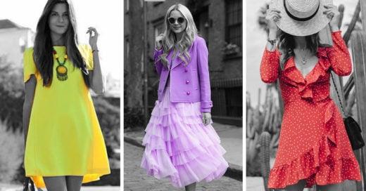 Colores que reflejan tu estado de ánimo al elegir tu outfit