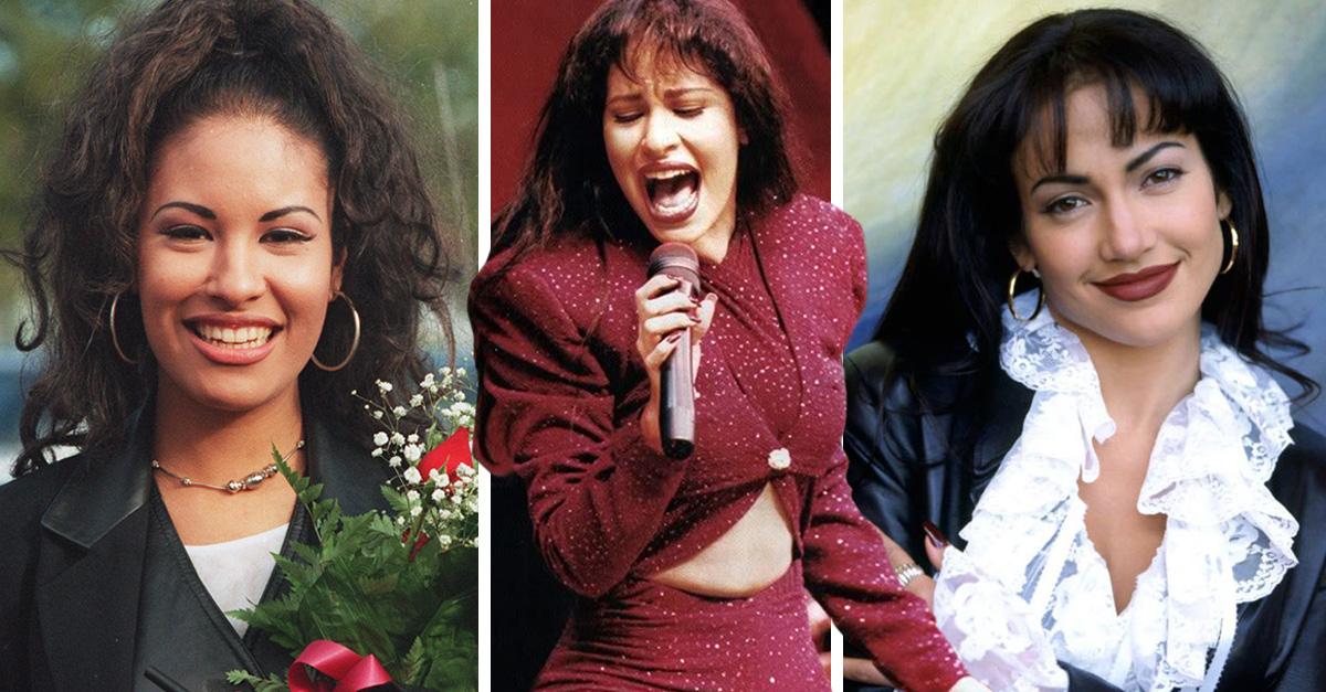 25 datos curiosos que no conocías de la Reina del Tex-Mex, Selena Quintanilla