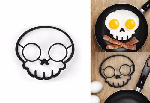 cráneo para hacer huevos