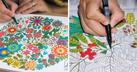 10 poderosas razones para que vuelvas a colorear