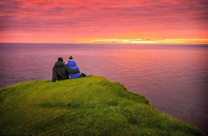 dale y karlie fotógrafos en Islandia