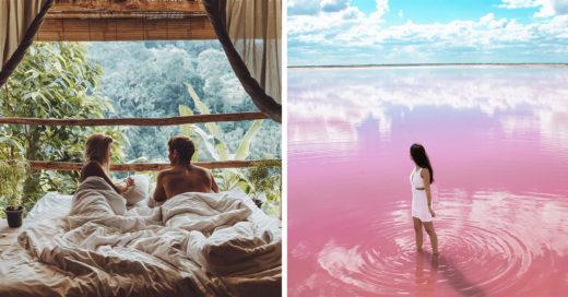 25 destinos para visitar en tu luna de miel cuando eres adicta a la aventura