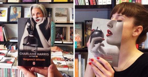 30 Increíbles imágenes que muestran el lado divertido de trabajar en una librería