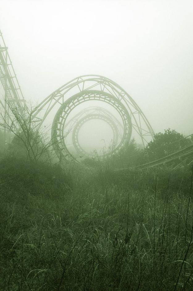 nara dreamland, japón