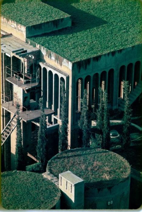 fábrica de cemento remodelada
