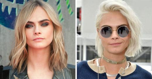 5 Celebs que iniciaron el 2017 con un cambio de look extremo