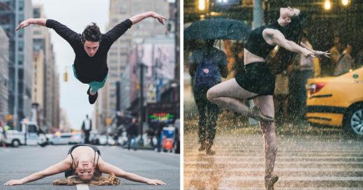 Conoce a Omar Z Robles, el fotógrafo urbano del ballet en movimiento