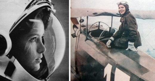 30 Increíbles fotografías de mujeres que reescribieron la historia