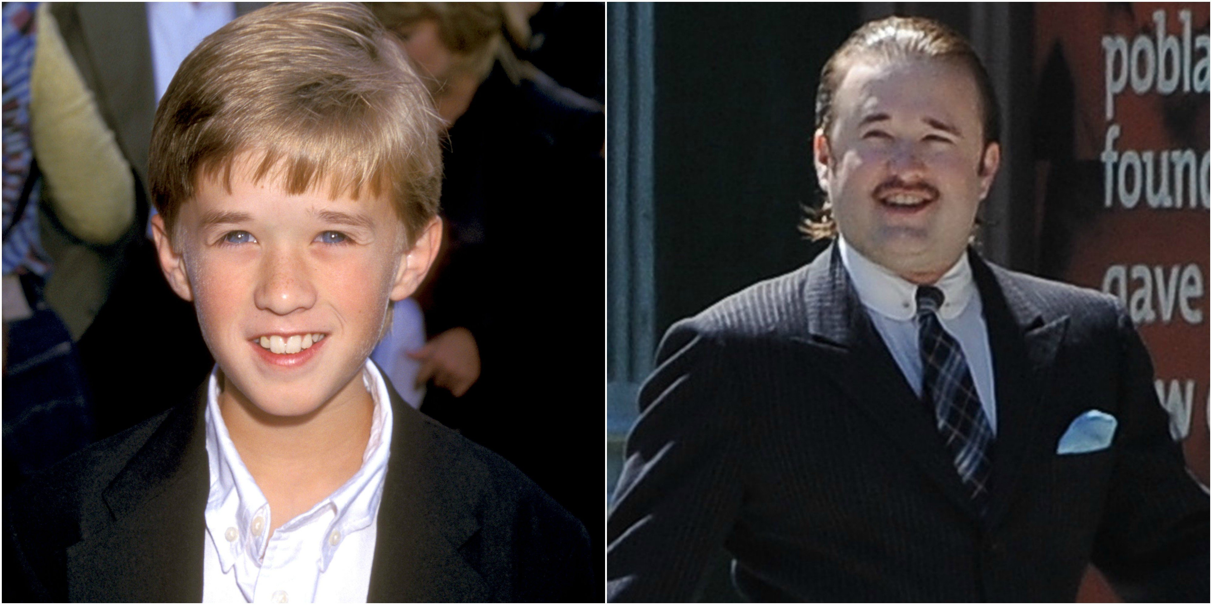 haley joel osment niño