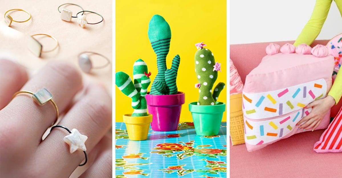 15 Increíbles ideas de Pinterest que puedes hacer sin gastar mucho dinero