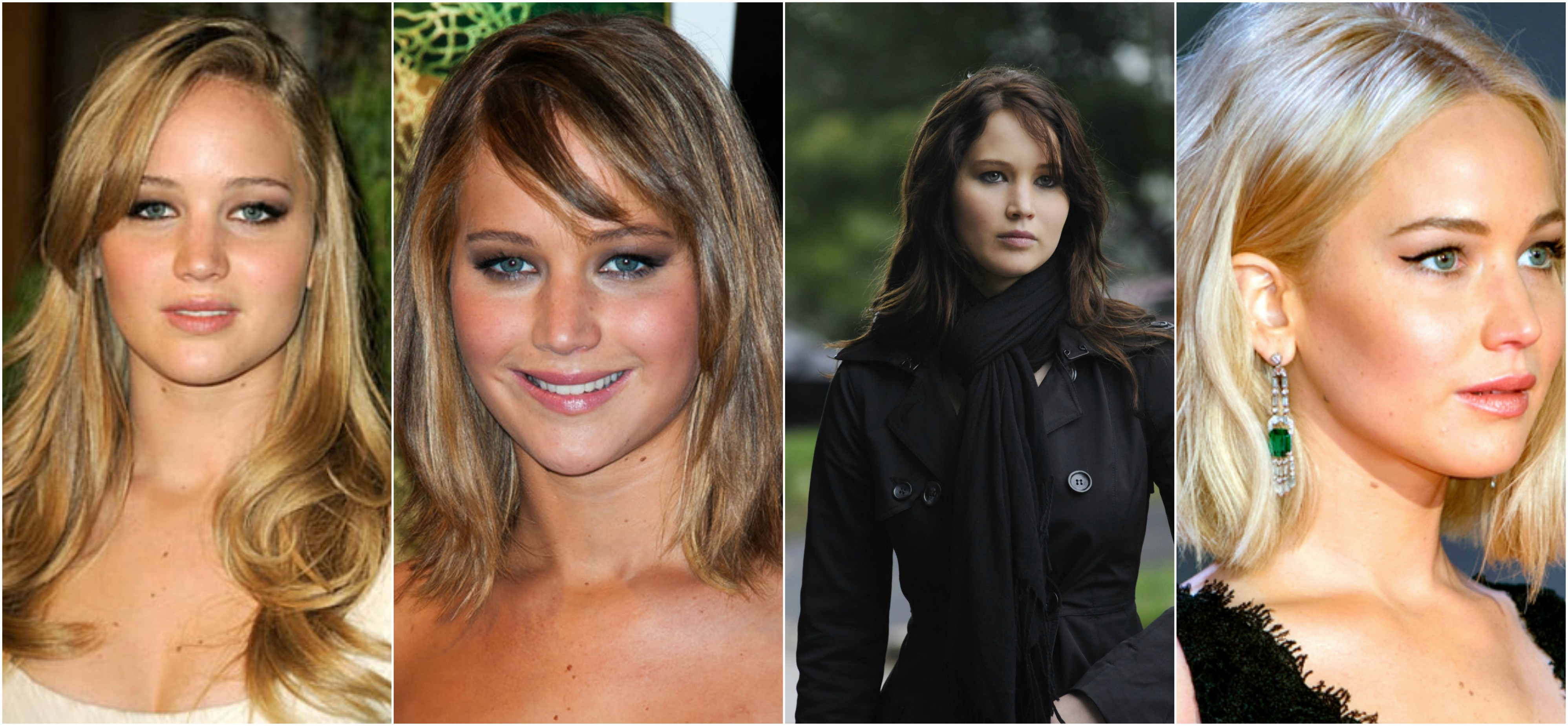 jennifer lawrence cambio de look