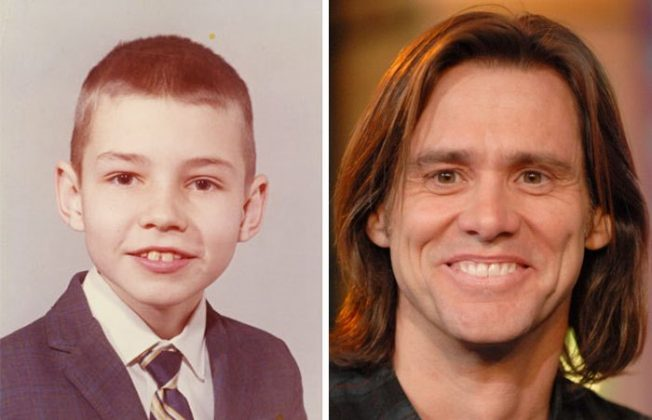 jim carey bebe