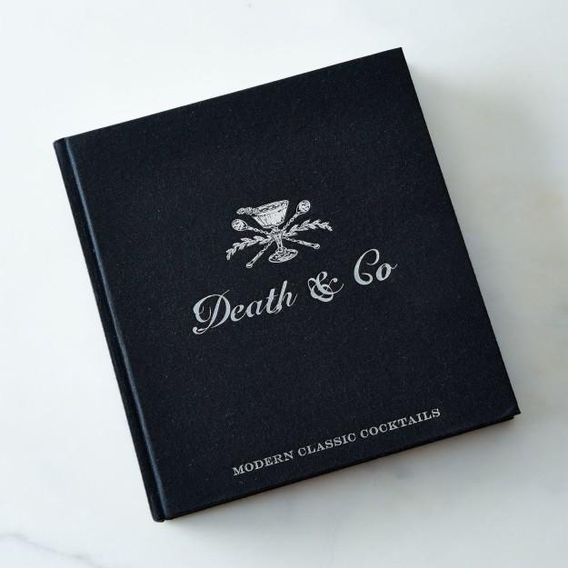 libro para preparar cócteles