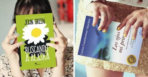 15 Libros que leíste cuando eras adolescente y que seguro jamás podrás olvidar