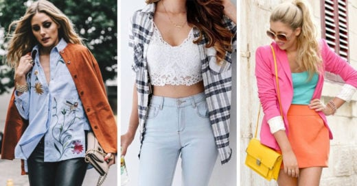 Increíbles outfits para lucir trendy esta primavera