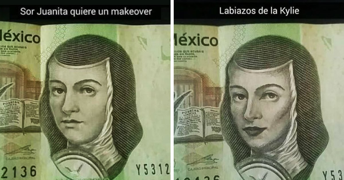 Este billete sufrió un cambio de look radical