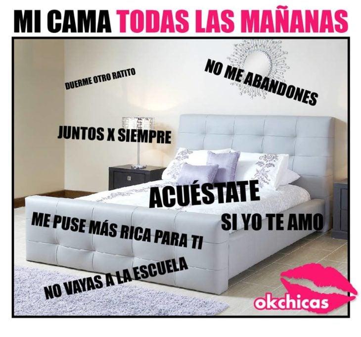 Memes okchicas. Mujeres que aman quedarse en casa