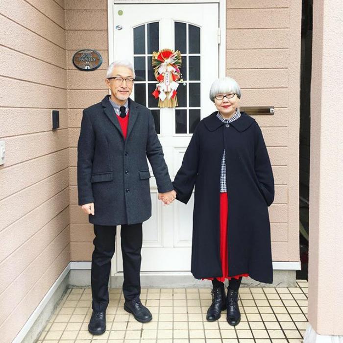 pareja japonesa 37 años 10