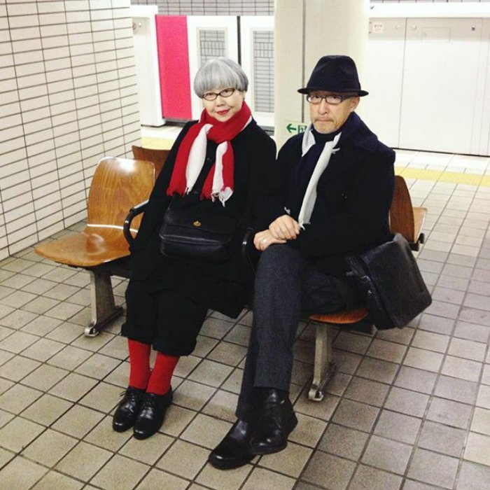 pareja japonesa 37 años 16