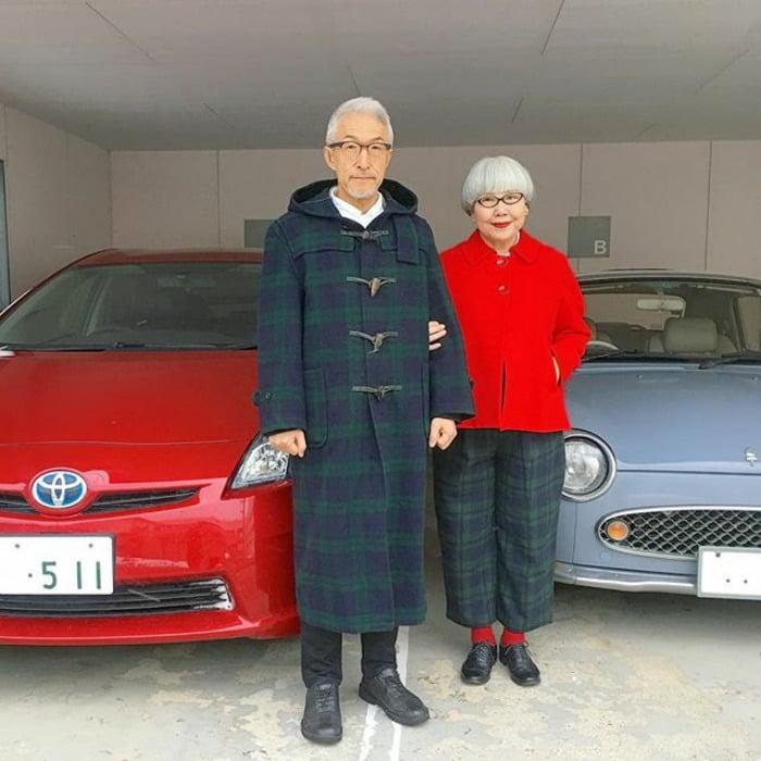 pareja japonesa 37 años 2