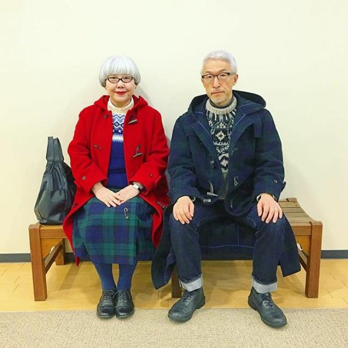 pareja japonesa 37 años 8