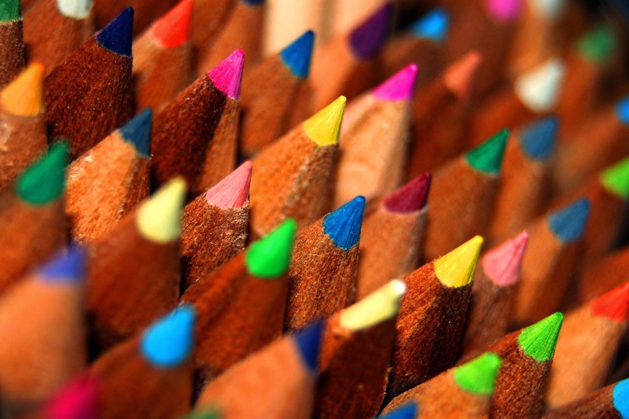 patrones en la fotografía colores