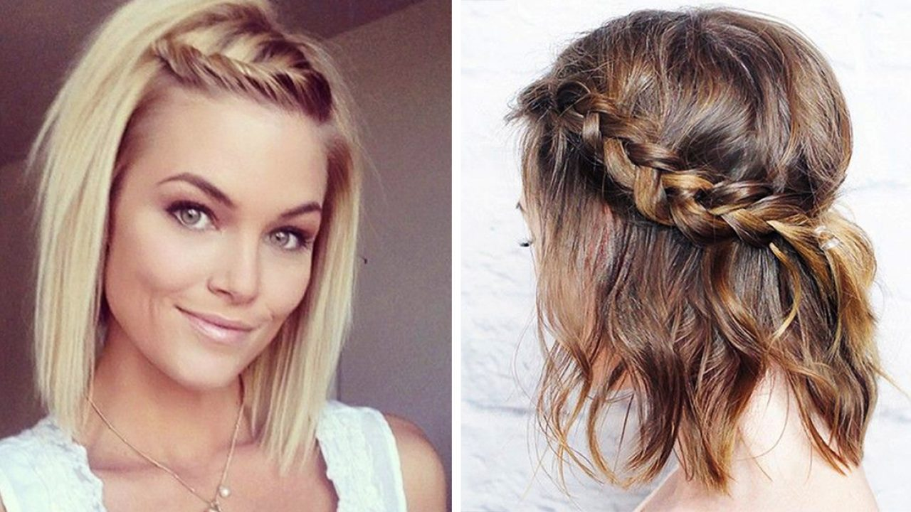 Peinados para mujeres con el pelo corto