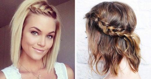 15 Increíbles peinados que las chicas de cabello corto usaran está primavera