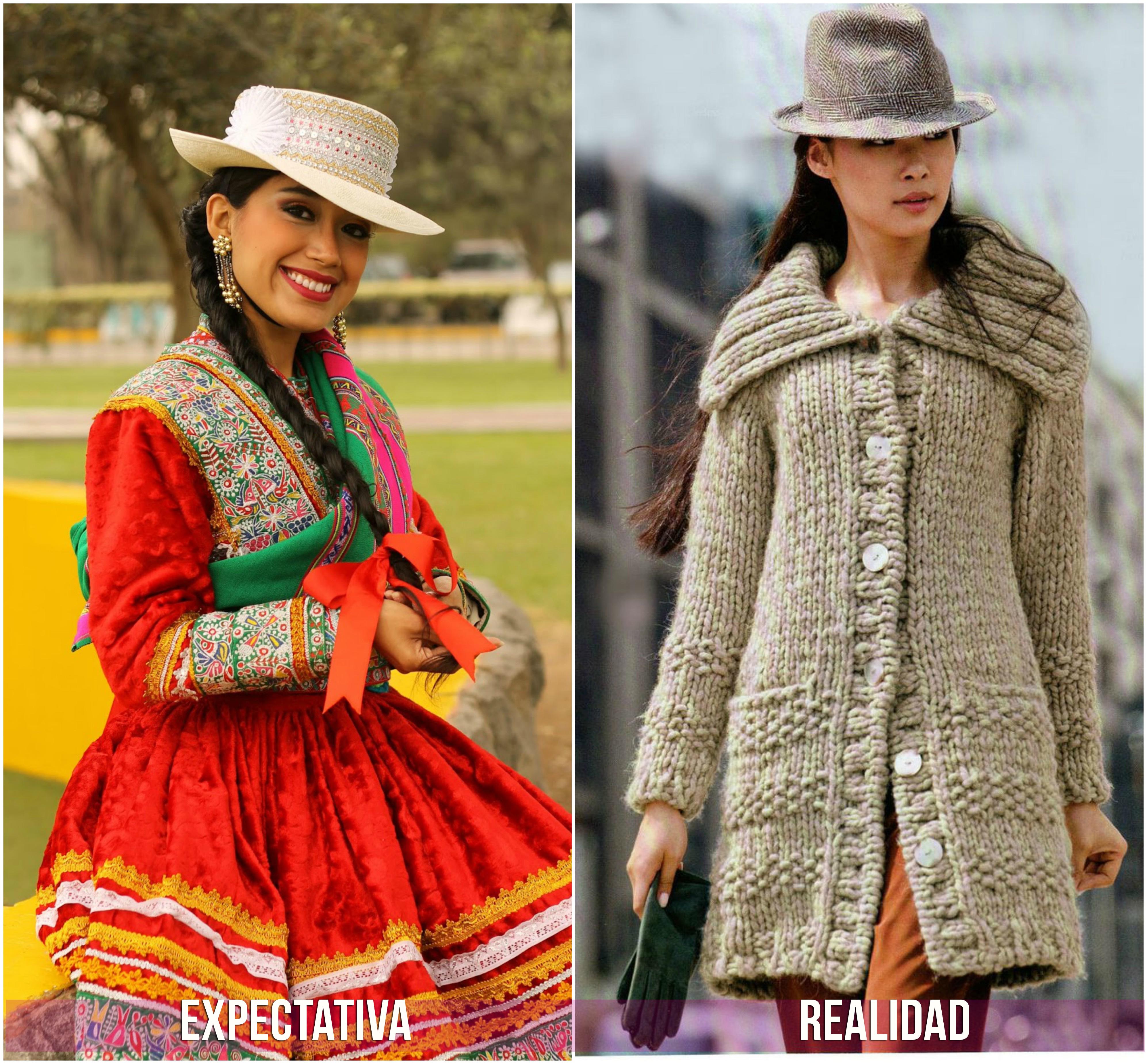 peruanas expectativa realidad