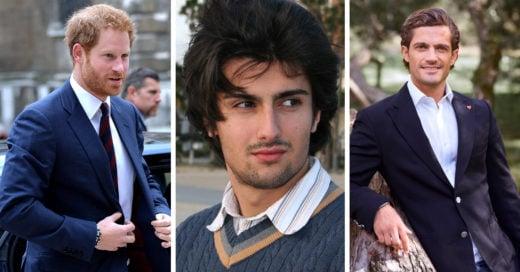 9 Príncipes tan guapos que parecen sacados de un cuento de hadas
