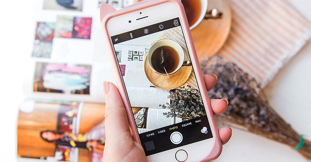 Tips para lograr hacer tus fotografías de Instagram más interesantes