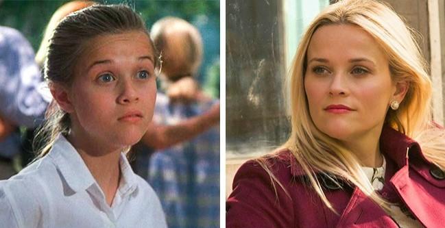 rezee witherspoon antes y después pelis