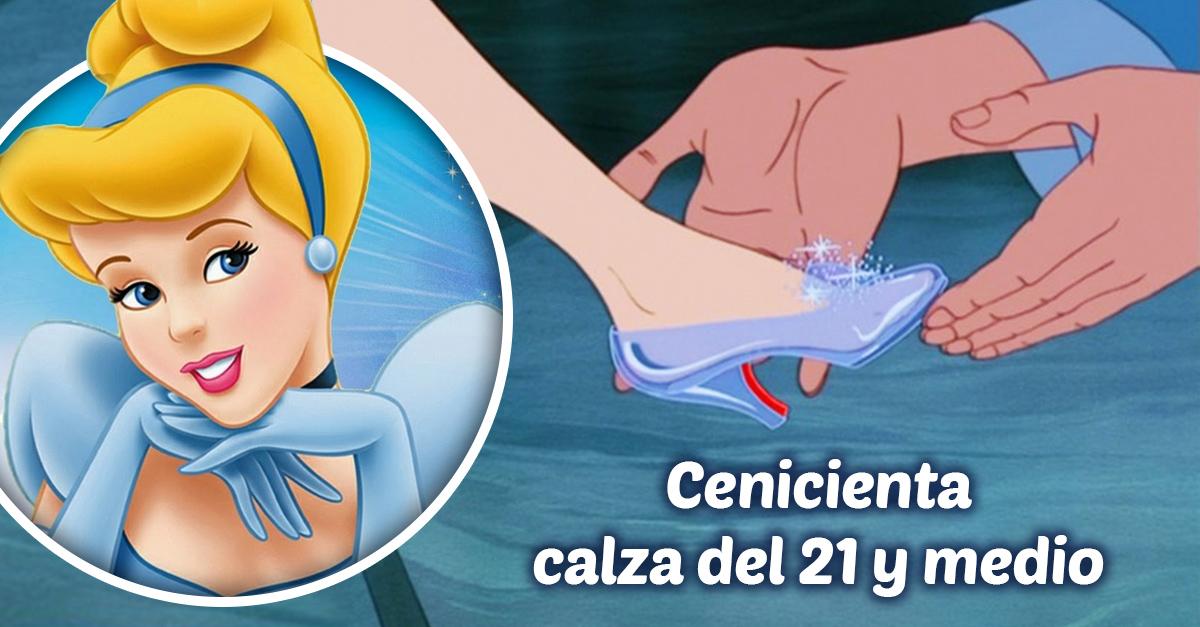 20 Misteriosos secretos de las princesas Disney que jamás habrías imaginado