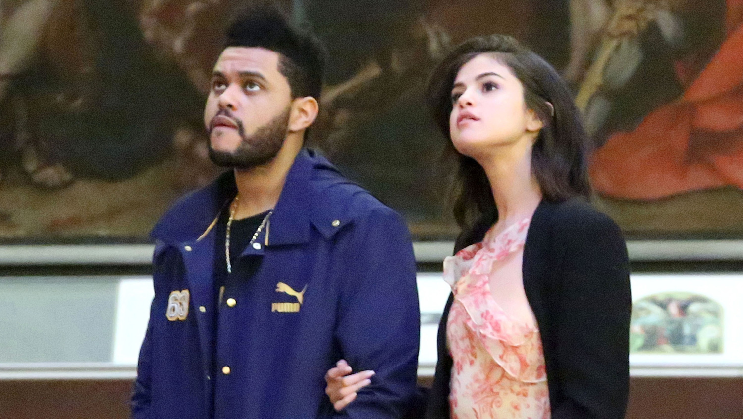 selena gomez y the weekend