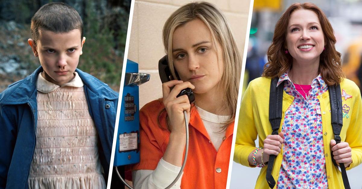 12 razones para no perderse los mejores estrenos de series en Neflix con protagonistas de femeninas